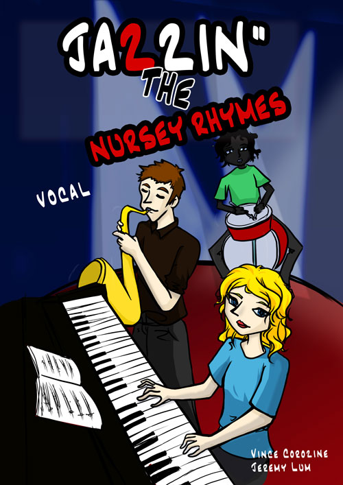 JAZZIN' THE NURSERY RHYMES